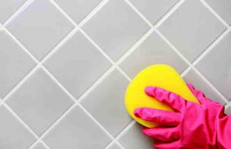Как очистить швы между плиткой в домашних  167