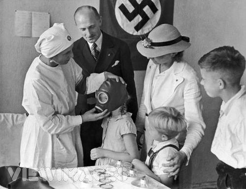 Нацистские сексуальные опыты над женщинами