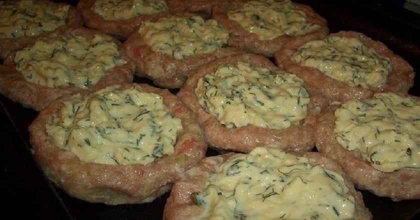 Блюда из фарша в духовке рецепты с фото