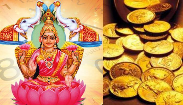 Мантра богини Лакшми, которая приносит богатство и защищает от нищеты