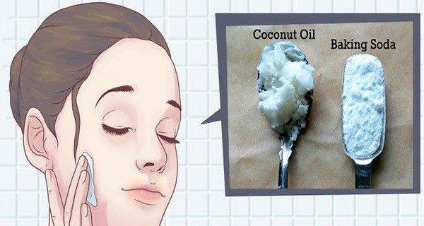 Вот как использовать кокосовое масло и пищевую соду, чтобы выглядеть на 10 лет моложе (ВИДЕО)