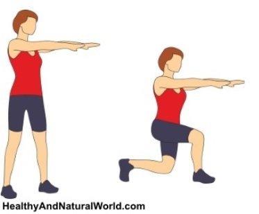 Полная трансформация тела всего за 4 недели – комплекс упражнений по 10 минут