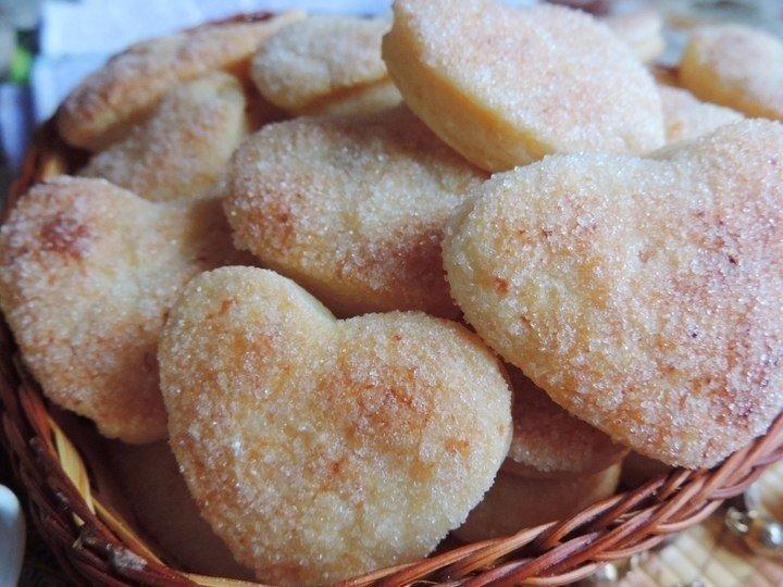 Тающее во рту слоеное творожное печенье «Слойка». Что может быть проще и вкуснее?