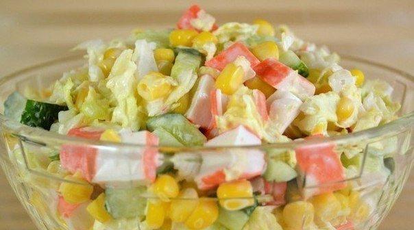 ТОП 6 вкуснейших разнообразных салатов для праздника и на каждый день