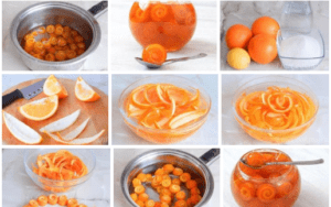 """Обалденное варенье из апельсиновых корок, называемое """"Завитки"""". Настоящий деликатес!"""