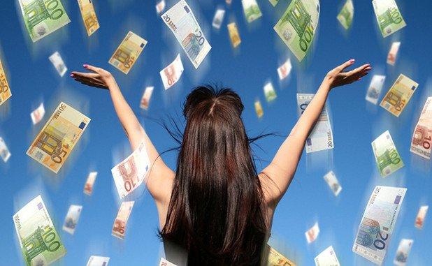Быстрое и простое привлечение денег пол минуты с помощью особенной шепотки