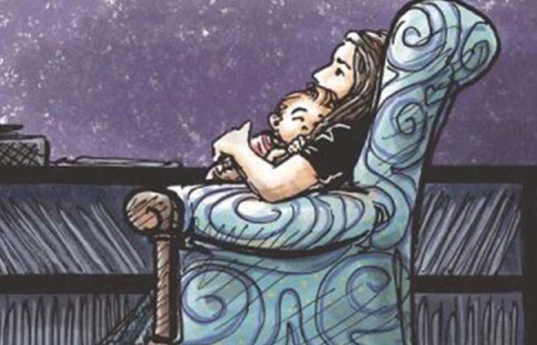 «Мамочка, ты полежишь со мной?» — Рассказ о действительно важных вещах