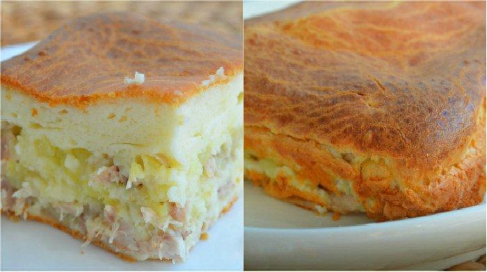 Невесткин пирог-очень простой рецепт, который я всем рекомендую. Идеальный!