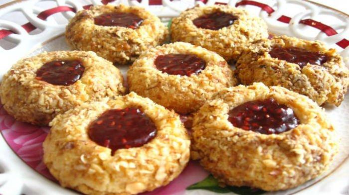 Песочное печенье «Напёрсток» для вкусного чаепития. У нас всегда разлетается на ура!