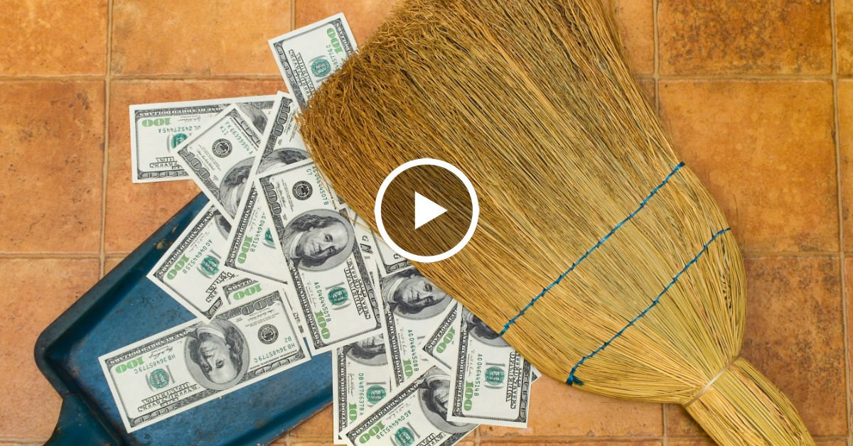 Как сделать веник для денег 88