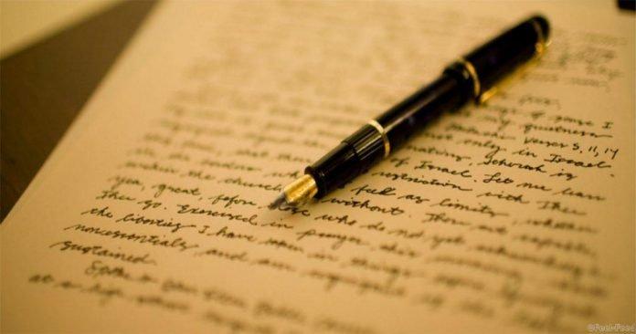 Это письмо 83-летней женщины, адресованное ее подруге. Последняя строка – это истина!