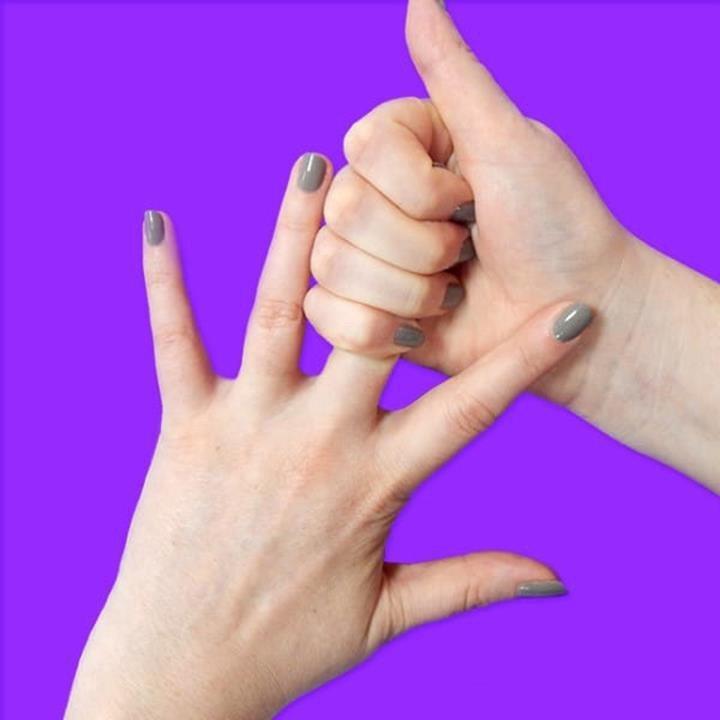 Нажмите этот пункт Вашего пальца на 60 секунд... Что происходит после этого абсолютно Удивительно!