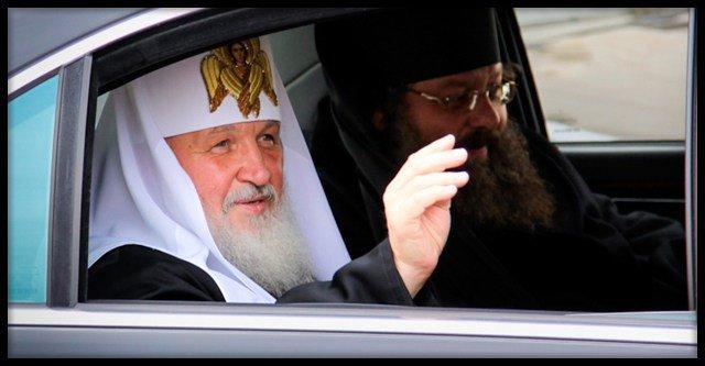Патриарх Кирилл Отчитал Священнослужителей За Любовь К Роскоши. И Уехал На Майбахе