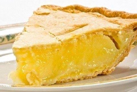 Нежный лимонный пирог. Это не десерт а произведение искусства!