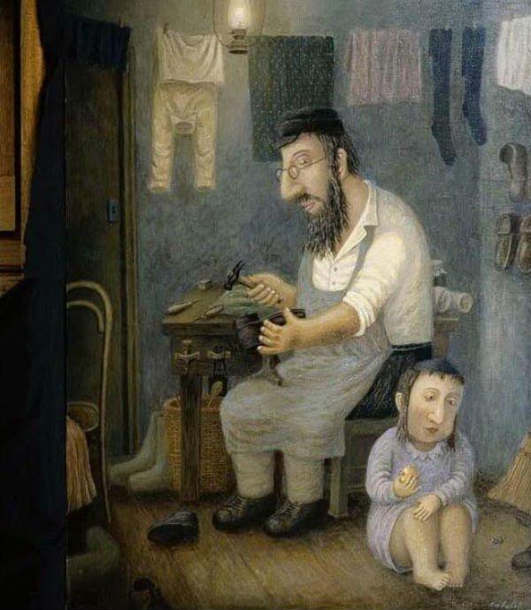 Шо вы там говорите? 20 убойных еврейских анекдотов. Этот юмор всегда был особенный...
