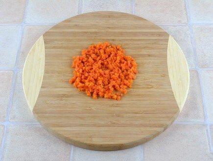 Закуска из селeдки и плавленого сыра