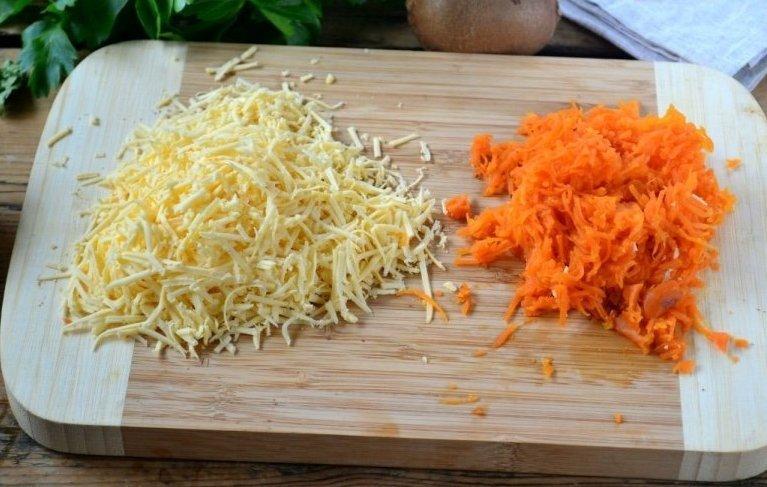 Салат с курицей и киви. Обалденное сочетание ингредиентов!