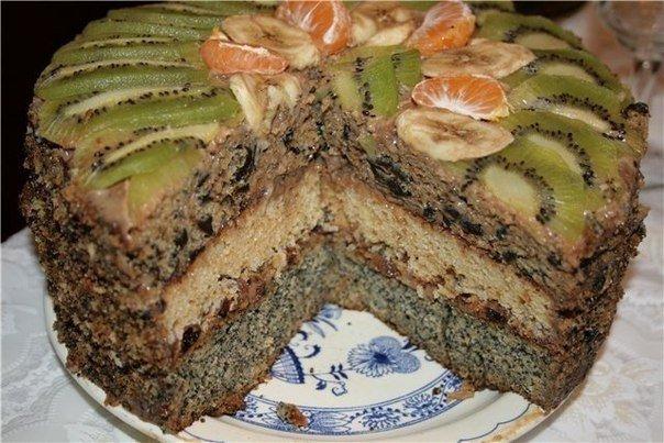 Королевский торт - вкус полностью оправдывает название!
