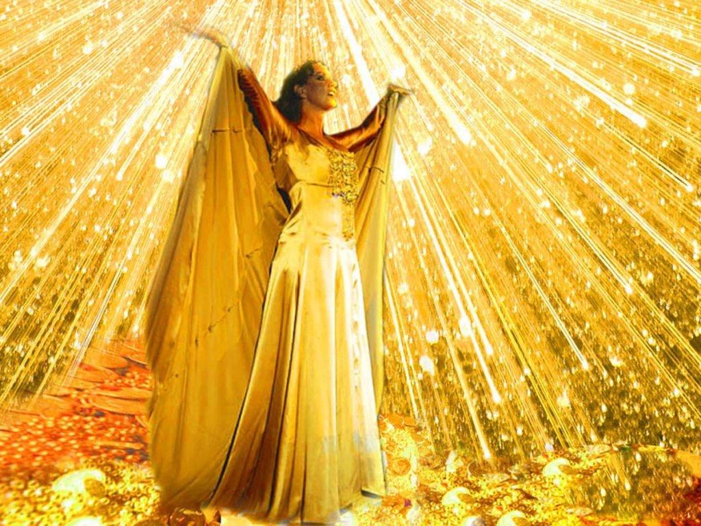 Просто посмотрите это видео и Богиня удачи поможет Вам исполнить желания. А ведь работает!