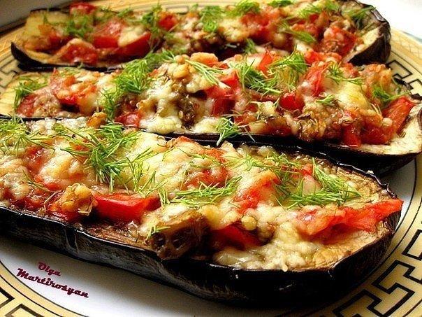 Ароматнейшие баклажаны по-итальянски. Готовьте побольше — будет нереально вкусно!
