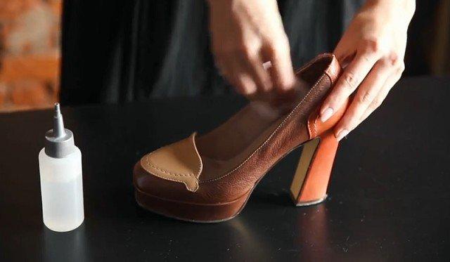 От узковатой обуви не страдаю - сосед сапожник научи быстро разнашивать обувь