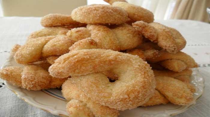 Итальянское хрустящее печенье из простых ингредиентов. Что может быть лучше?