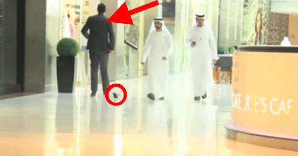 Что произойдет, если уронить кошелек в Дубае. Реакция прохожих поразит многих…