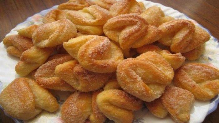 Творожное печенье «Поцелуй» - вкусняшка, не требующая особых умений, усилий и времени!