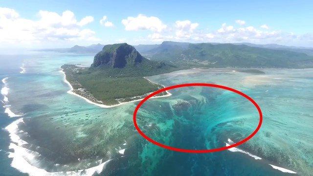 Самые загадочные и необычные явления в Океане.