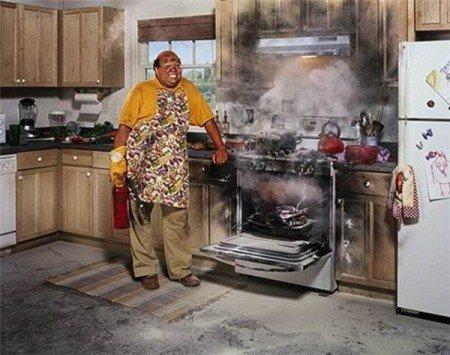 Наконец-то! Найден до смешного простой способ очистить духовку до блеска!