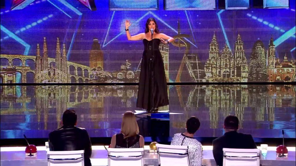 Когда она сорвала с себя платье, зал и судьи взревели от восторга! Дальше она удивила всех еще больше!