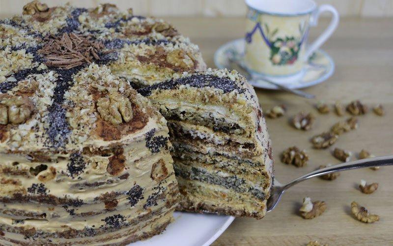 Торт «Дамский каприз». Я его обожаю!