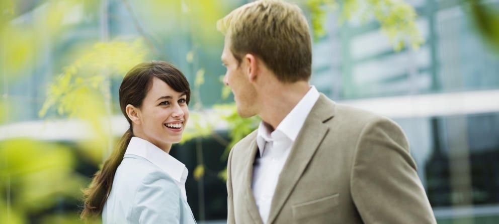 Как познакомиться в контакте с парнем