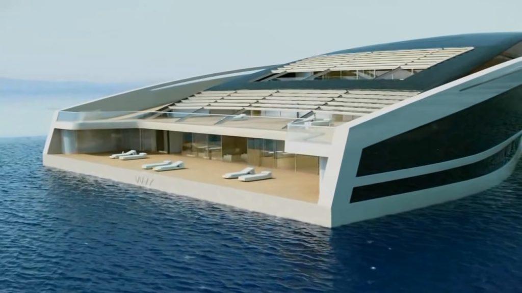 Посмотрите на самую красивую яхту в мире. Вас ослепит её роскошь!