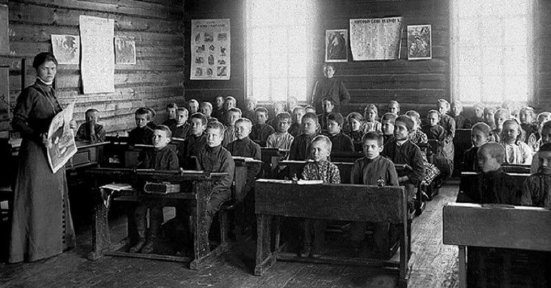 Школьные темы для сочинений в царской России. Я в шоке