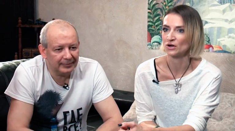 Вдова Дмитрия Марьянова о его последних днях: дочь плакала и предчувствовала смерть отца