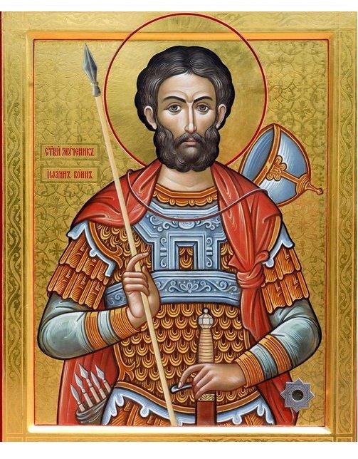 Молитва Иоанну Воину о обидчиках, о потерянной вещи, об украденном и от врагов
