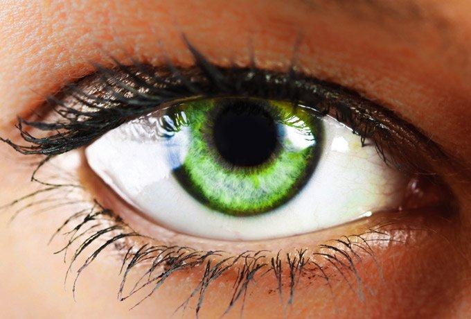 Магия зелёных глаз