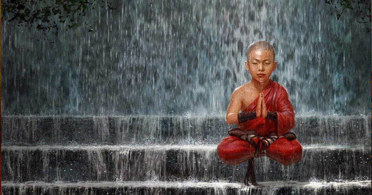 СЕКРЕТНАЯ ПРАКТИКА Тибетских Лам — Для Бодрого Утра и Энергичного Дня.