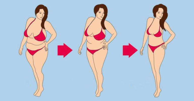 похудеть за месяц на 4 кг меню