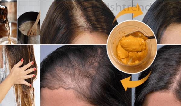 Отращиваем и восстанавливаем волосы натуральным средством