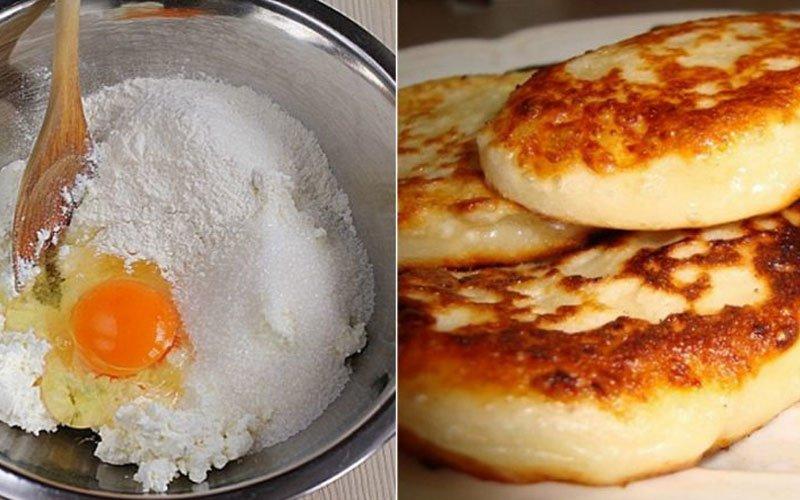 7 секретов идеальных сырников. Попробовав такой завтрак, ты мысленно вернешься в детство!
