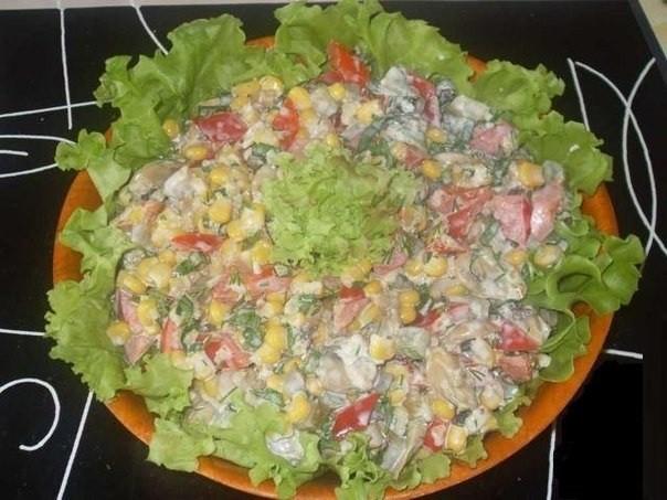 Этот салат нравится всем без исключения — Салат ″Екатерина″