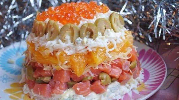 Топ-10 Самых удачных и вкусных салатов на Новый год!