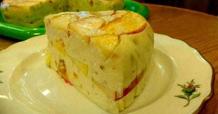 Творожный тортик «Морозко». Для тех, кто не любит возиться с тестом!