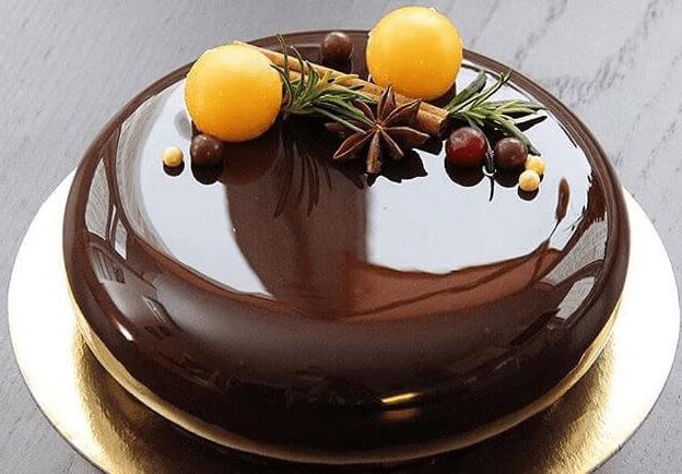 Как приготовить зеркальную глазурь для торта? Идеально...