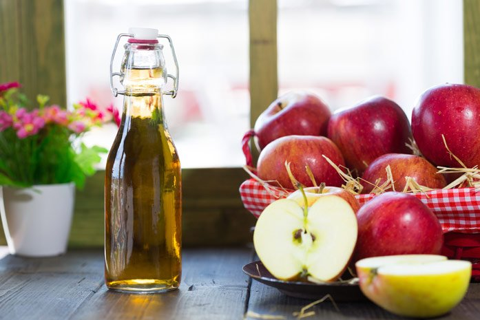 Как в дома сделать яблочный уксус 673
