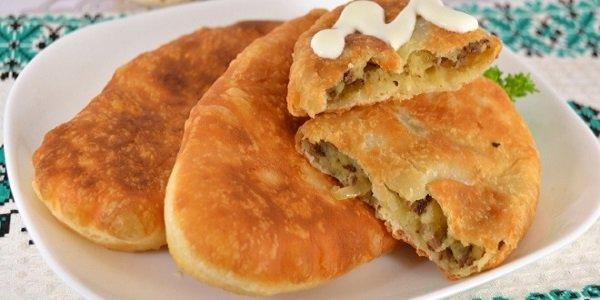 12 рецептов приготовления пирожков на любой вкус!