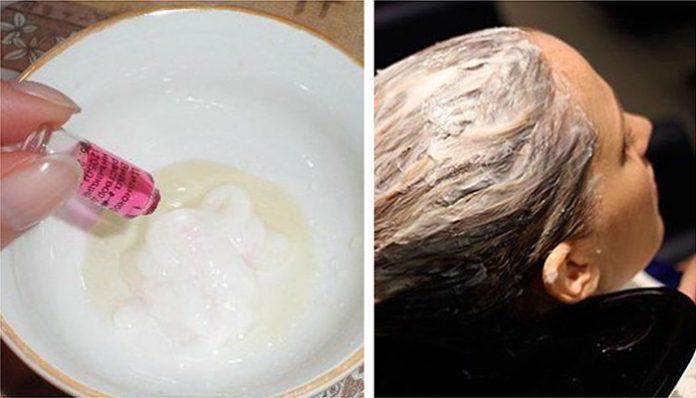 Маску на голову для роста волос в