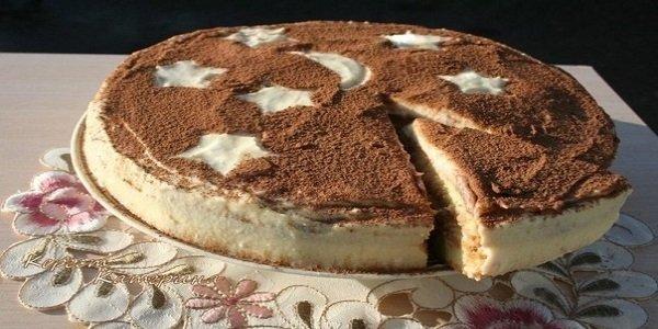 Торт «Тирамису» Ярко, вкусно, просто, быстро — в домашних условиях